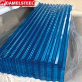 Color de acero recubierto de azulejo de azotea