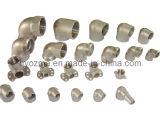 As peças fundidas de investimento de precisão do conector de tubulação (HY-OC-026)