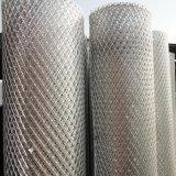 Treillis métallique augmenté dans la taille de roulis pour Exproting