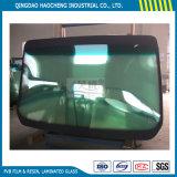 En gris-verde PVB de 0.76 mm película para el vidrio parabrisas de automóviles