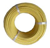 シリコーンゴムの絶縁された電気ワイヤー