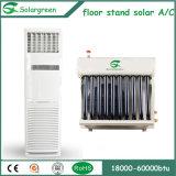 Cómo instalar el tipo derecho acondicionador de aire solar híbrido del suelo