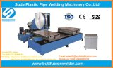 Sdf630 Máquina de soldagem de montagem de oficina para fabricar tubos termoplásicos como cotovelo, tee / cruz, acessórios em forma de Y