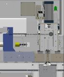 木製の打抜き機のコンピュータのパネルはCNCがビーム電子パネル見たことを見た
