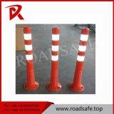 Poste flexible de ressort de dessinateur rond de poteau d'amarrage de poste de sûreté