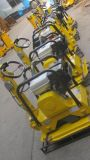 Costipatore rovesciabile del piatto con la forza del motore di benzina 30kn