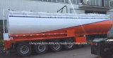 4 de assen pasten Prijs van de Aanhangwagen van de Tanker van de Brandstof van 60000 L de Semi aan