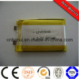 재충전용 Li Polymer Battery 3.7V 900mAh 523450 Small Size