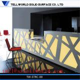 Front Counter bureau bureau design blanc bureau mobilier réception