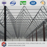 Structure en acier préfabriqués Sinoacme Espace Entrepôt du Toit du châssis