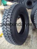 Reifen-Fabrik verkaufen direkt GCC-Bescheinigungs-LKW-Reifen LKW-Gummireifen in den Dubai-1200r24