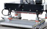 Машина Woodworking двойная сверлильная, высокая эффективность силы бурильщика 1.5kw*2 2 линии Drilling машина