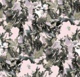 Tissus imprimés de la soie avec style Habotai