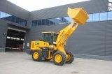 3t 1.8m3 Rad-Ladevorrichtung hergestellt in China