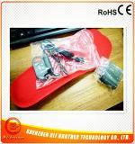 3.7V 1800 mAh sans fil sans fil rechargeable batterie chauffante semelle intérieure