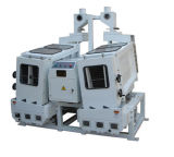 米製造所のための二重ボディ重力の水田の分離器