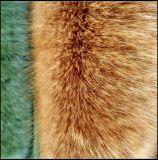 100%のアクリルの高品質ののど動物の毛皮
