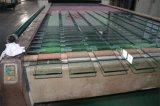 vidrio endurecido 12m m del cuarto de baño de 6m m 8m m 10m m con la ranura exacta, recorte, orificio