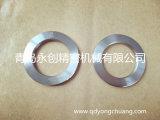 Folha de alumínio de velocidade superior e de alta qualidade que corta a lâmina circular