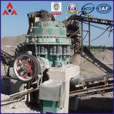 Máquina móvel de pedra Psgb1321 do triturador do quartzito