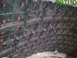Передним/задним изогнутая доступом полная стена цвета СИД видео- для крытое напольного (P3, P4, P5, P6)
