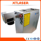 Faser-Laser-Metallgravierfräsmaschine des Handeinfluß-bewegliche 20W 30W 50W 70W 100W