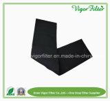Media de filtro activados del carbón para el filtro de aire y el equipo de la filtración