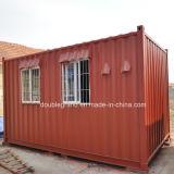 Neuer Typ modulares Behälter-Haus für temporäres Dornitory/Büro (DGDS07)