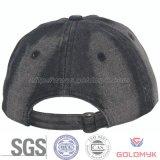 Chapeau de sport de coton avec le logo de pièce rapportée