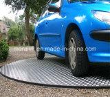 Mecanismo de accionamiento Pin-Gear plato giratorio automático para la plaza de garaje