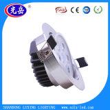 5W de alta calidad LED lámpara de techo para la decoración de interiores