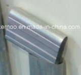Machine à conduit ovale à couture post-tension 20 * 43mm