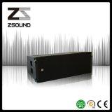 Dupla altifalante de coluna linear de áudio profissional de 12 polegadas