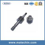 OEM de Usinagem de Precisão CNC Eixo Motor de Passo de Forjar SS