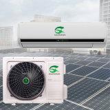 Acondicionador de aire tamaño pequeño solar portable 48VDC de la C.C. de 12V 24V