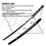 "la spada generale di 40.5 "" Katana ha trasportato da Tsurumaru Kuninaga "" da Touken Ranbu "" (5KM45-405)"