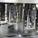 Macchina imbottigliante di sigillamento dell'all'aceto ad alta velocità per le bottiglie di vetro