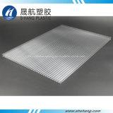 Panneau décoratif de polycarbonate de Jumeau-Mur avec l'enduit UV