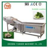 Lavadora automática de la fruta de la presión
