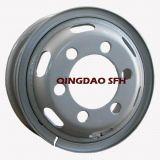 Освещения погрузчика стальные ободья колес 16дюйма пользовательских дисков (6,00GS-16, 5.50f-16)