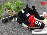 Original Pharrell Williams X Nmd Raza Humana Zapatillas Nmd Runner Nmd hombres y mujeres, los instructores de tamaño botas Sneakers 36-45 para la venta