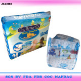 Dr. Brown Baby Diaper avec la bonne qualité pour le marché du Nigéria