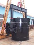 Eisen-Schöpflöffel verwendet für flüssiges Metall-/Gießkelle-Lieferanten