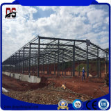 Costruzioni facili dell'acciaio per costruzioni edili dell'ampia luce dell'installazione di basso costo
