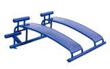 Equipos de gimnasia al aire libre con certificado GS- sentarse arriba Trainer (JMG-24X)