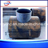 Marinegerät CNC-Plasma-Ausschnitt-Maschine für quadratisches Rohr-Gefäß