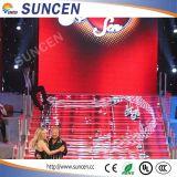 Suncen P7.62 실내 단계 발광 다이오드 표시