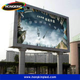 P6 Highest Effective outdoor fill Color Advertizing LED display screen