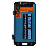 LCD van de Telefoon van de cel de Assemblage van het Scherm voor de Rand van Samsung S6 plus