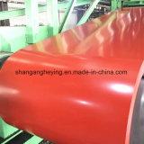 La couleur de Ral a enduit la bobine en acier de Galvanzed Steel/PPGI/PPGL/Al